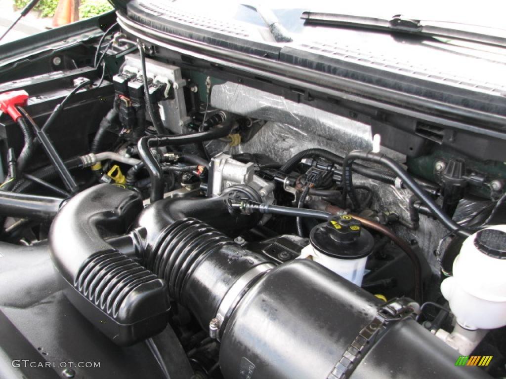 2007 Ford F150 Xlt Supercrew 4 6 Liter Sohc 16 Valve