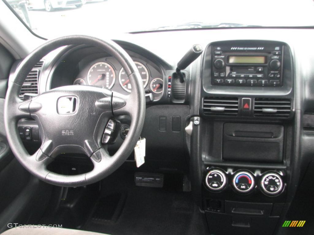 2004 Honda Cr V Ex 4wd Black Dashboard Photo 39886496 Gtcarlot Com