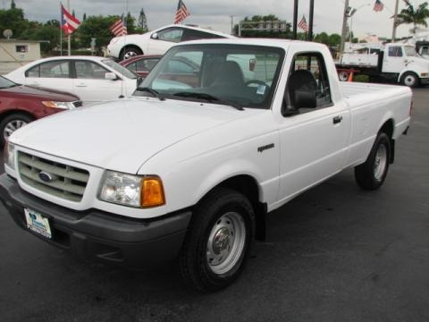 2002 ford ranger xl regular cab data info and specs. Black Bedroom Furniture Sets. Home Design Ideas