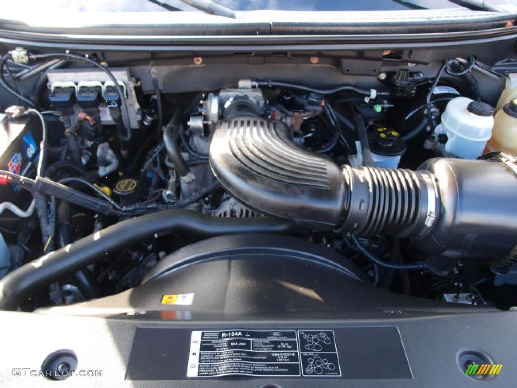 2006 ford f150 xlt supercab 4 6 liter sohc 16 valve triton for Motor ford f150 v8