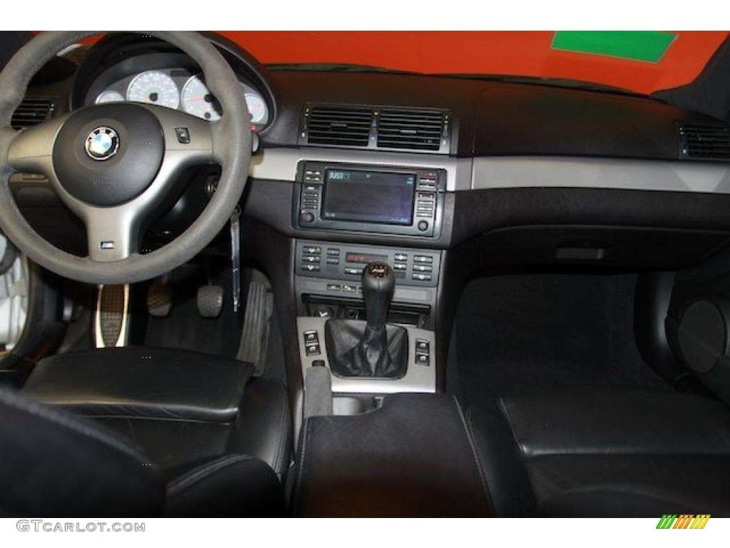 Black Interior 2005 BMW M3 Coupe Photo 39906495  GTCarLotcom