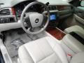 Dark Titanium/Light Titanium 2008 Chevrolet Avalanche Interiors