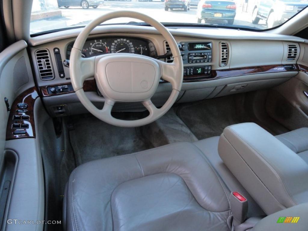 Neutral interior 1997 buick park avenue sedan photo for Neutral interiors
