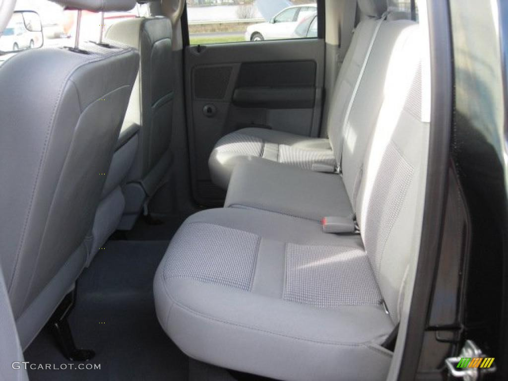2007 Dodge Ram 1500 Big Horn Edition Quad Cab 4x4 Interior Photo 39918067