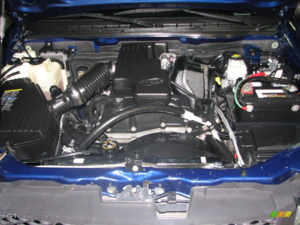 2006 chevrolet colorado regular cab 2.8l dohc 16v vvt ... engine diagram for 2006 chevy colorado 4 cylinder engine