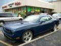 Deep Water Blue Pearl 2010 Dodge Challenger Gallery