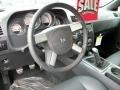 2010 Dodge Challenger Dark Slate Gray Interior Prime Interior Photo