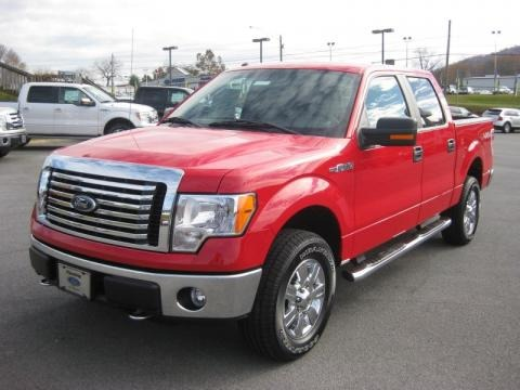 2010 ford f150 xlt supercrew 4x4 data info and specs. Black Bedroom Furniture Sets. Home Design Ideas