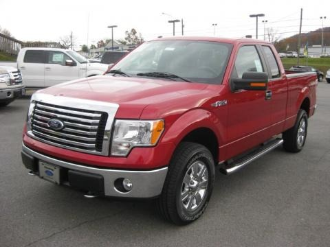 2010 ford f150 xlt supercab 4x4 data info and specs. Black Bedroom Furniture Sets. Home Design Ideas