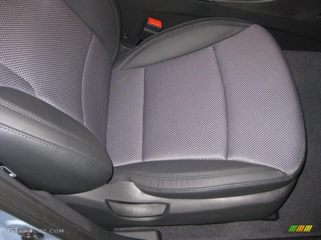 Black Interior 2011 Hyundai Sonata Se Photo 39941070