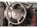 Ebony Steering Wheel Photo for 2008 Chevrolet Silverado 1500 #39944990