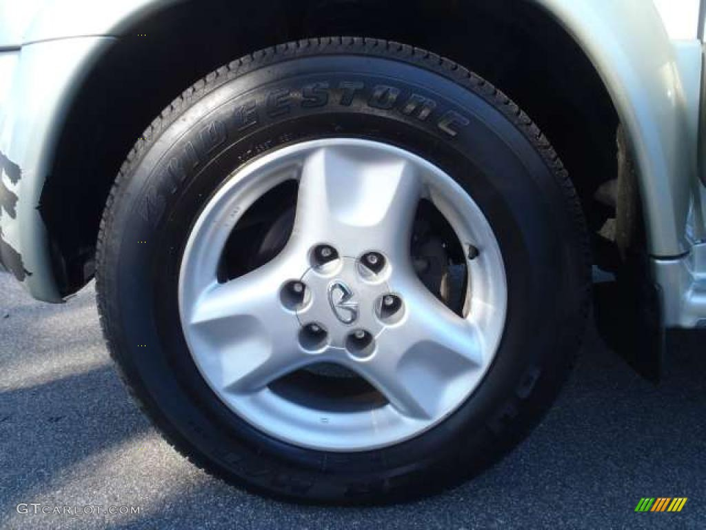 2001 infiniti qx4 4x4 wheel photo 39945390 gtcarlot com