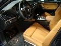2011 X6 Saddle Brown Interior