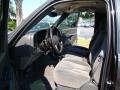 Dark Charcoal Prime Interior Photo for 2005 Chevrolet Silverado 1500 #39953498