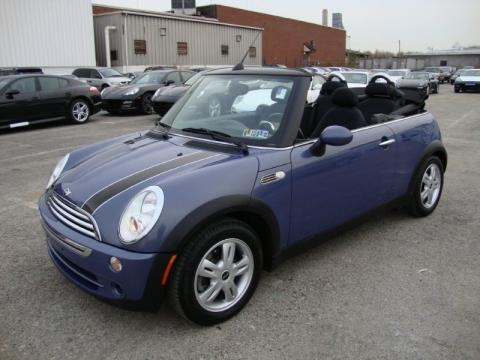 2005 mini cooper convertible data info and specs. Black Bedroom Furniture Sets. Home Design Ideas