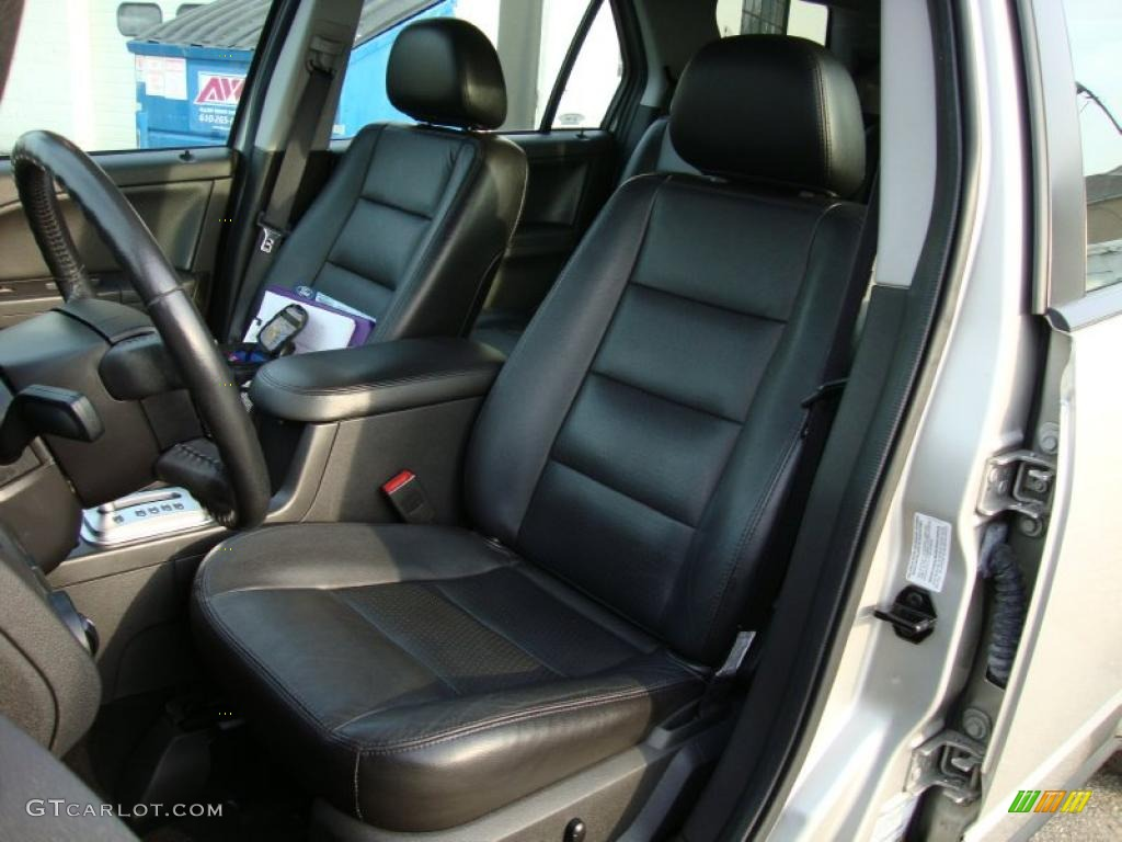 Black Interior 2006 Ford Freestyle Limited Awd Photo 39962278