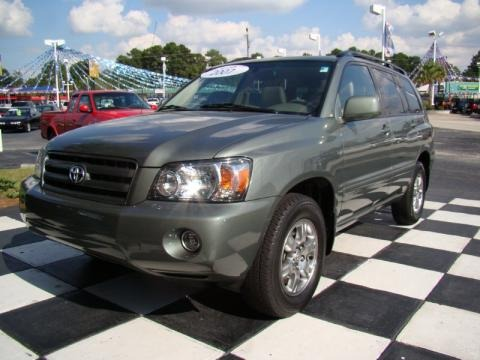 2007 toyota highlander v6 data info and specs. Black Bedroom Furniture Sets. Home Design Ideas