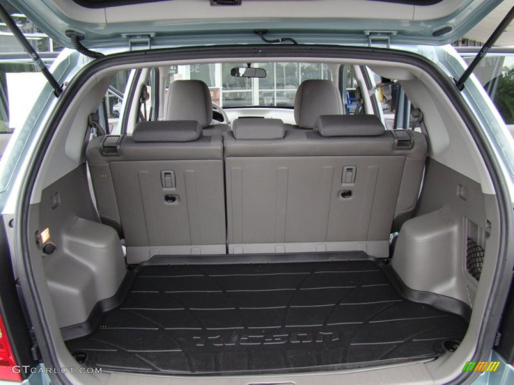 2009 hyundai tucson gls trunk photo 39964498