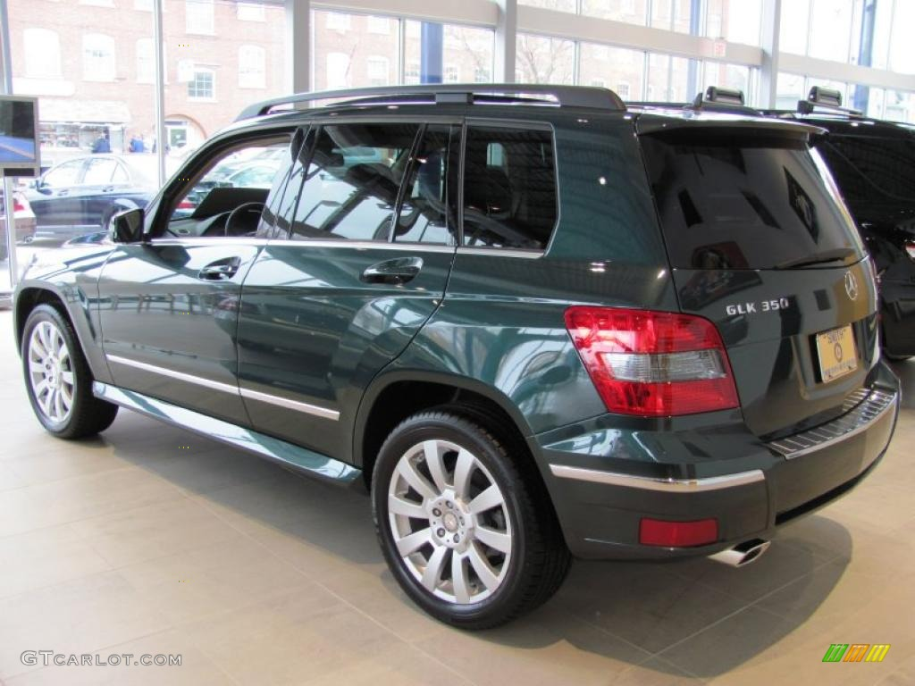 2010 jade green metallic mercedes benz glk 350 4matic for 2010 mercedes benz glk