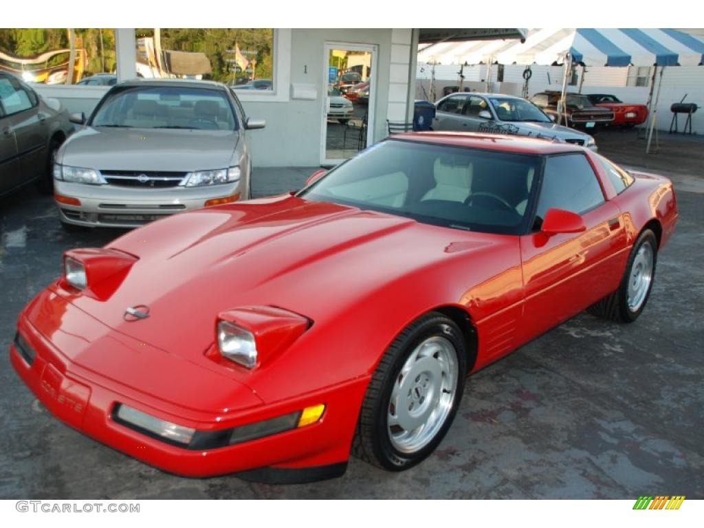 1992 bright red chevrolet corvette coupe 39943722 car color galleries 1992 corvette interior parts