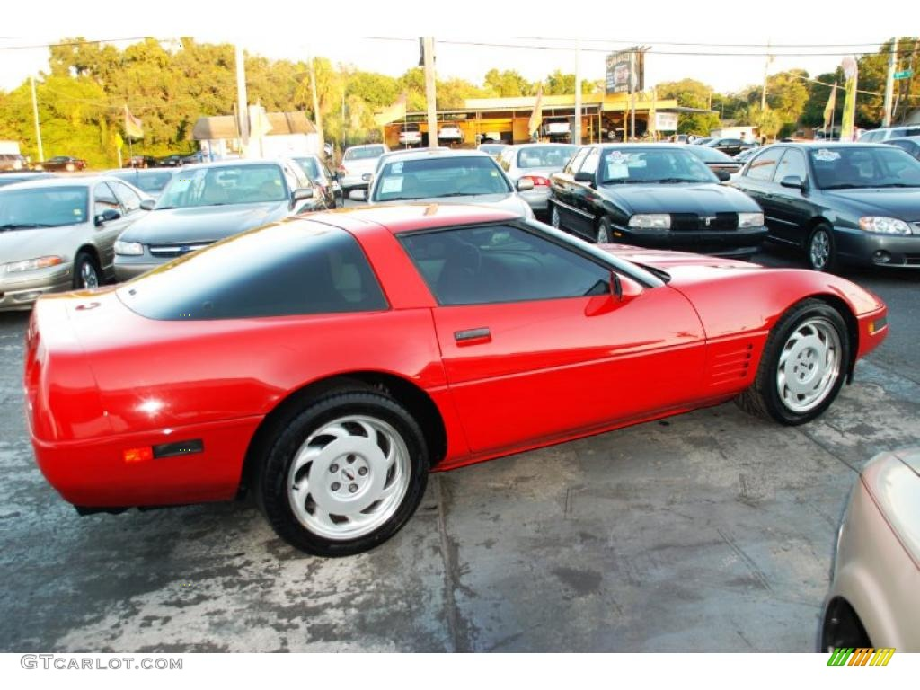 1992 bright red chevrolet corvette coupe 39943722 photo 9 car color galleries 1992 corvette interior parts