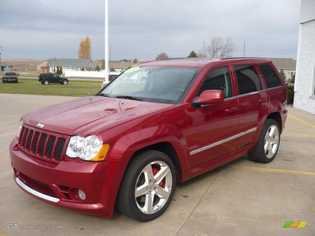 inferno red crystal pearl 2010 jeep grand cherokee srt8. Black Bedroom Furniture Sets. Home Design Ideas