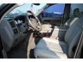 2008 Dark Khaki Metallic Dodge Ram 3500 Laramie Resistol Mega Cab 4x4 Dually  photo #26