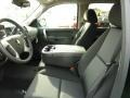 2011 Black Chevrolet Silverado 1500 LT Crew Cab 4x4  photo #7