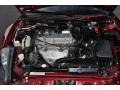 2.4 Liter SOHC 16 Valve 4 Cylinder 2001 Mitsubishi Eclipse Spyder GS Engine