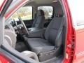 2009 Victory Red Chevrolet Silverado 1500 LT Crew Cab 4x4  photo #11