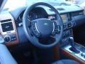 2007 Java Black Pearl Land Rover Range Rover HSE  photo #11