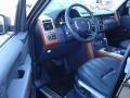 2007 Java Black Pearl Land Rover Range Rover HSE  photo #12