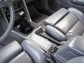 1989 Ford Mustang Saleen Grey/White/Yellow Interior Transmission Photo
