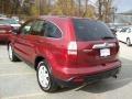 2009 Tango Red Pearl Honda CR-V EX 4WD  photo #2