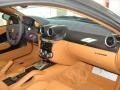 2010 Ferrari 599 GTB Fiorano Beige Interior Dashboard Photo