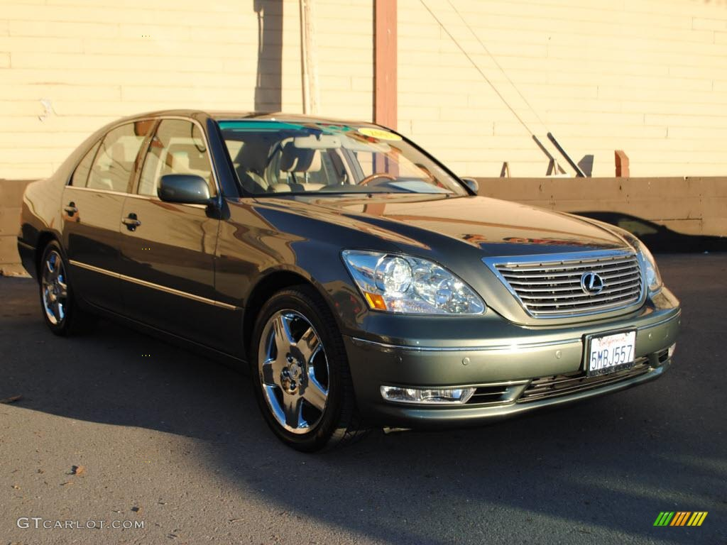 cypress pearl 2005 lexus ls 430 sedan exterior photo. Black Bedroom Furniture Sets. Home Design Ideas
