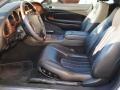 2001 Jaguar XK Charcoal Interior Interior Photo