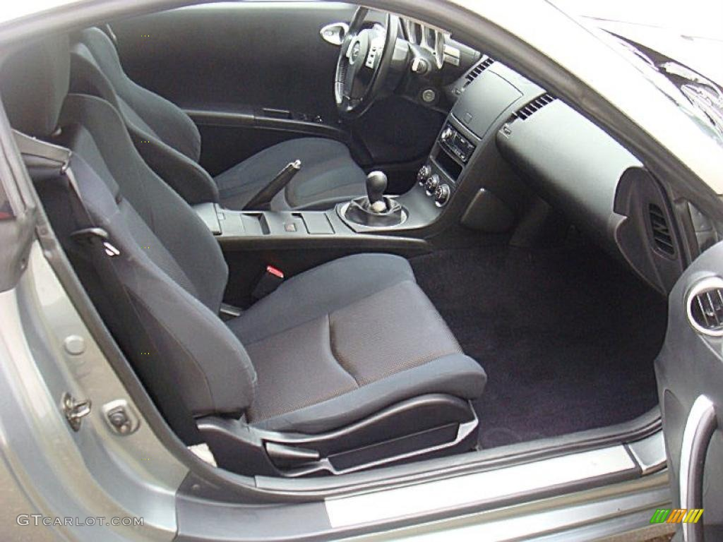 carbon interior 2005 nissan 350z coupe photo 40041250. Black Bedroom Furniture Sets. Home Design Ideas
