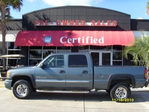 2007 GMC Sierra 2500HD Classic SLE Crew Cab Data, Info and Specs