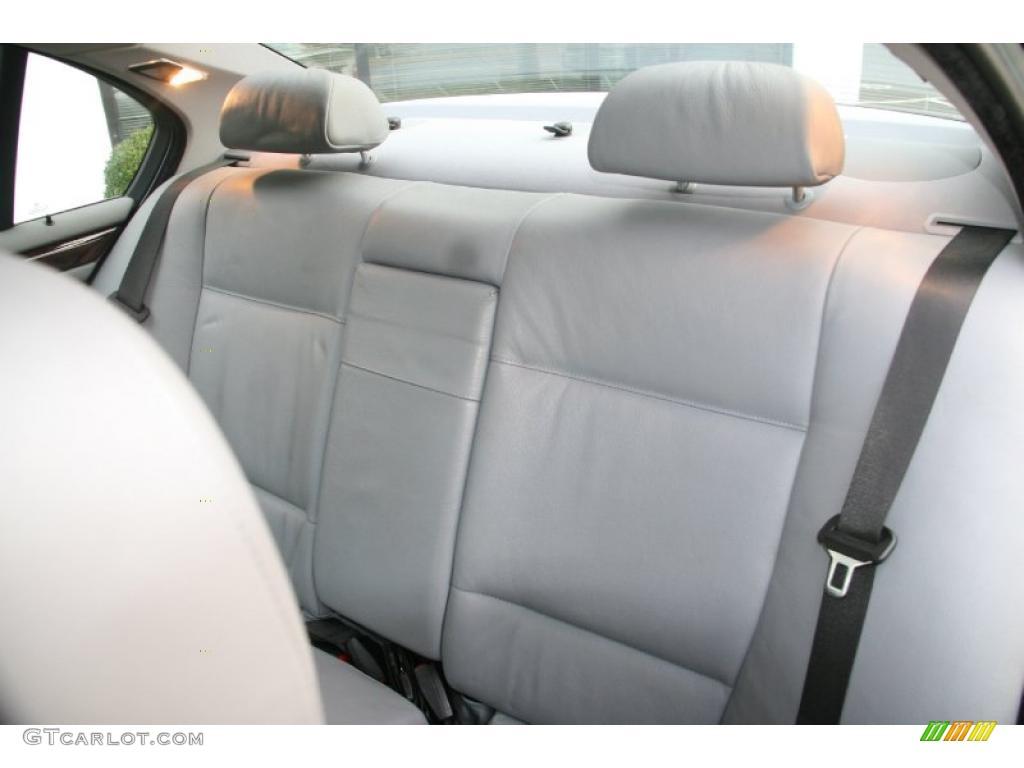 2001 Bmw 3 Series 325i Sedan Interior Photo 40051814