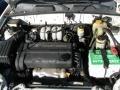 2002 Lanos Sport Coupe 1.6 Liter DOHC 16-Valve 4 Cylinder Engine