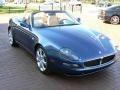 Sebring Blue (Blue Metallic) - Spyder Cambiocorsa Photo No. 13