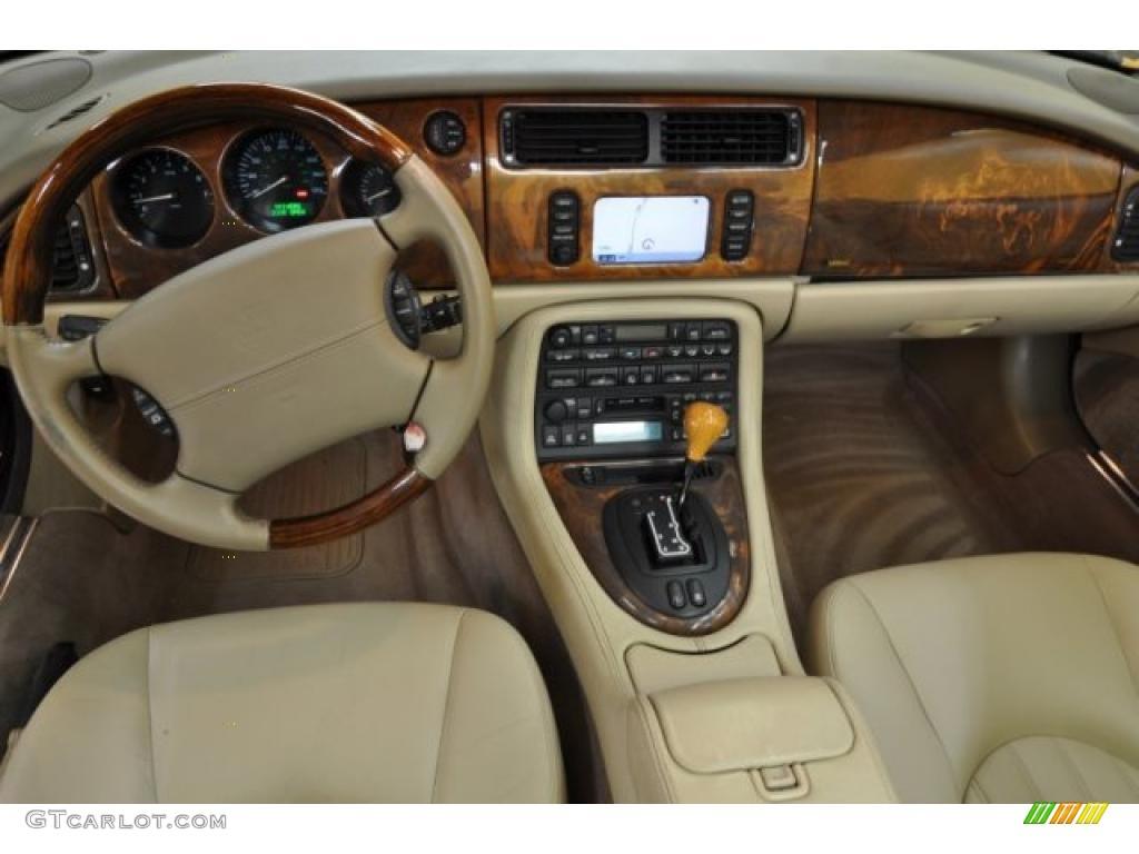 Cashmere Interior 2001 Jaguar Xk Xk8 Convertible Photo