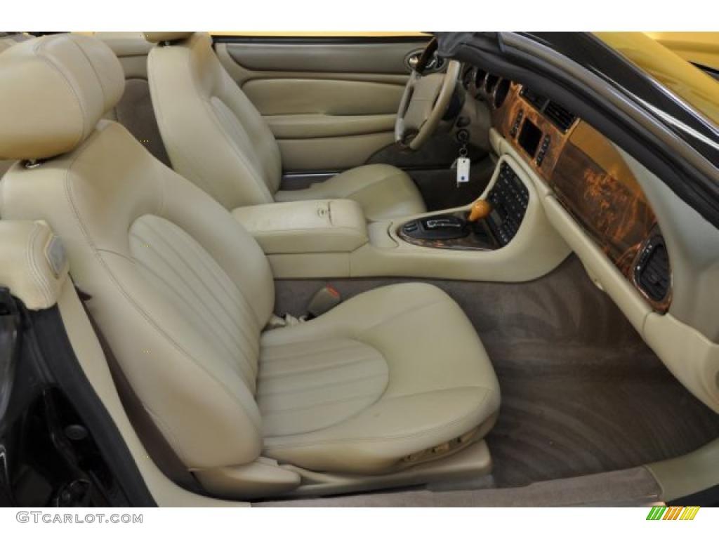 2001 Jaguar Xk Xk8 Convertible Interior Photos Gtcarlot Com