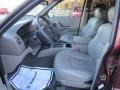 Taupe 2001 Jeep Grand Cherokee Interiors