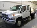 2006 Summit White Chevrolet C Series Kodiak C4500 Crew Cab Chassis #40064171