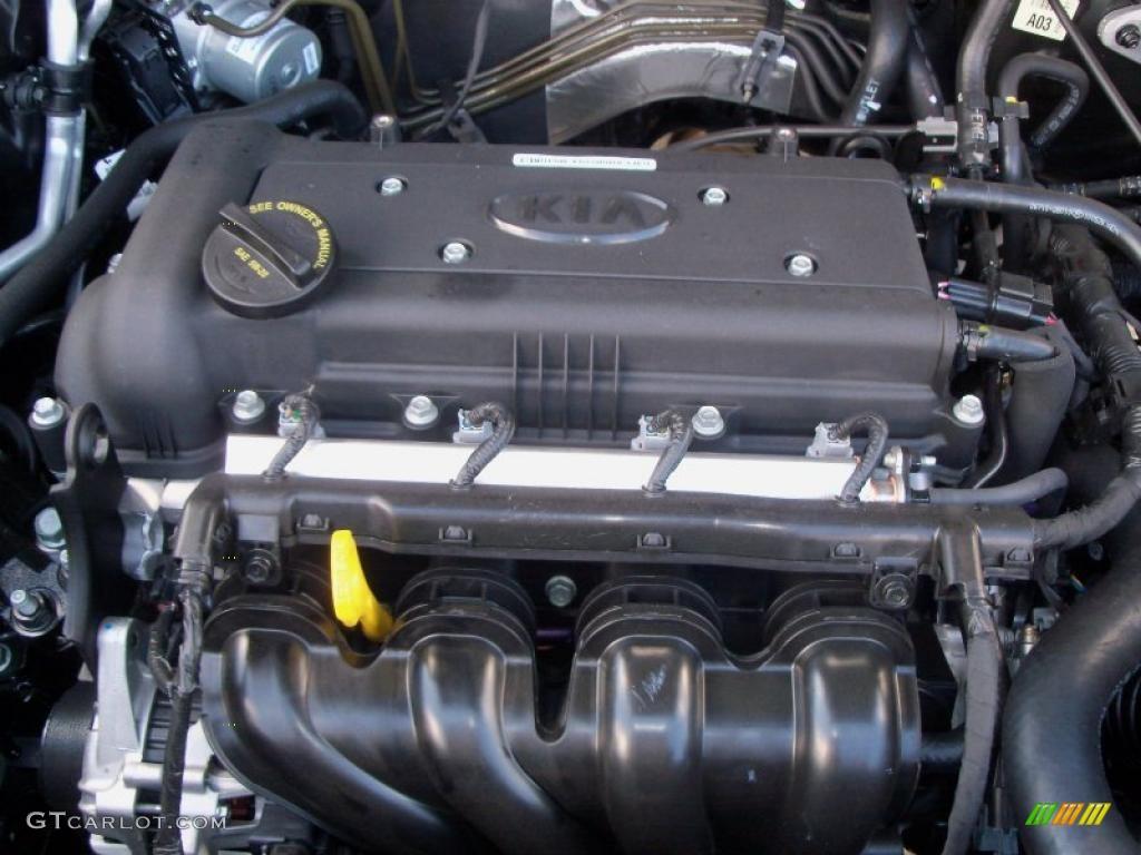 2011 kia soul 1 6 1 6 liter dohc 16 valve cvvt 4 cylinder engine photo 40075651. Black Bedroom Furniture Sets. Home Design Ideas