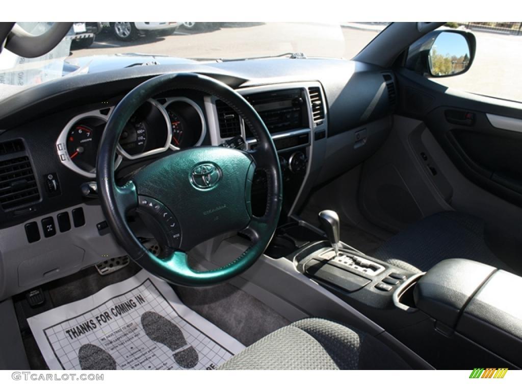 Dark Charcoal Interior 2004 Toyota 4runner Sport Edition 4x4 Photo 40078447