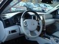 Dark Slate Gray/Light Graystone Dashboard Photo for 2008 Jeep Grand Cherokee #40082019