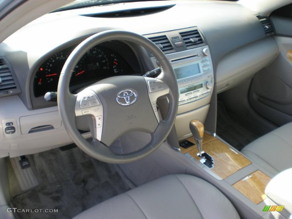 2007 Toyota Camry Xle V6 Ash Dashboard Photo 40084631
